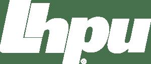 LHPu_Logo_Text-R_White