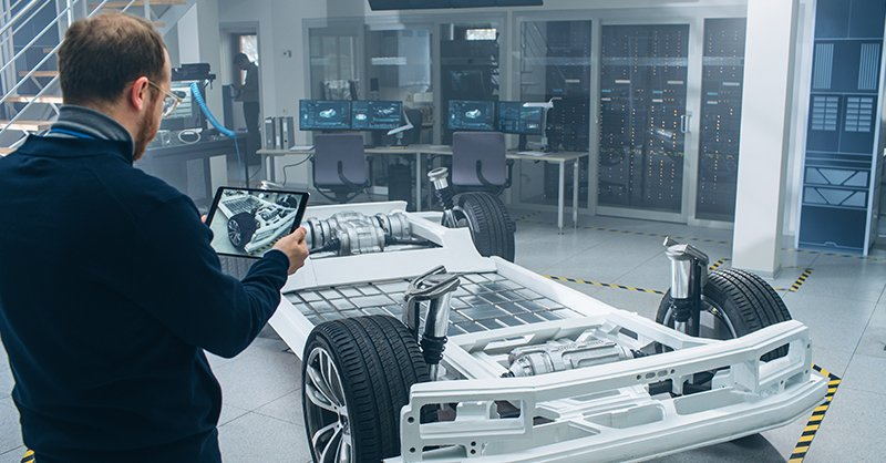 Get the Competitive Edge You Need as an Automotive Engineer at LHPU